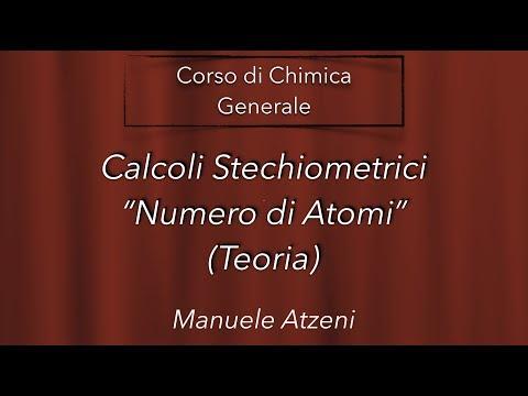 Chimica Generale (Numero di Atomi) L46