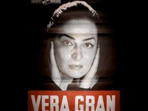 VERA GRAN - TANGO PORTUGALSKIE videó letöltés