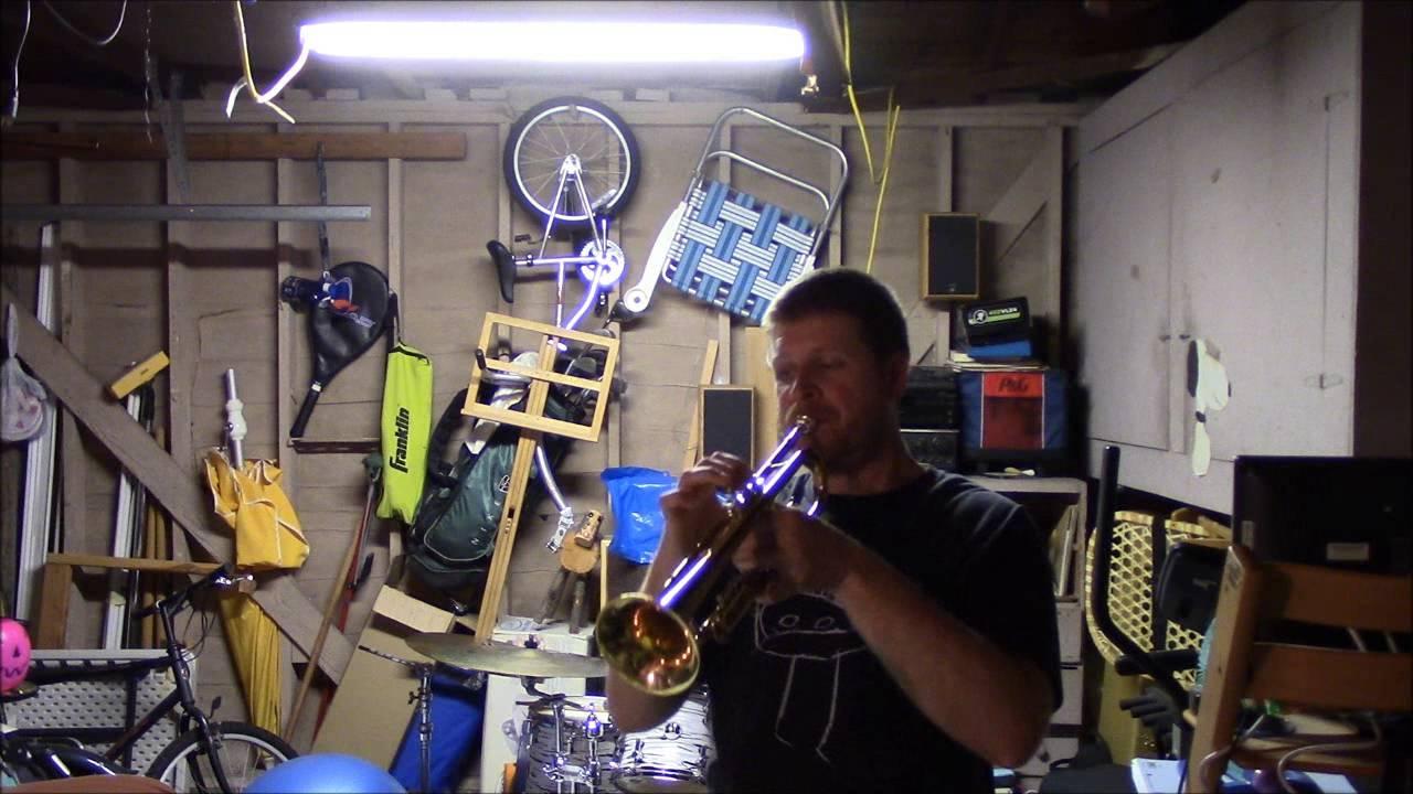 Peretti Etude 20 on a 1920 Conn 16B Rosebrook Trumpet