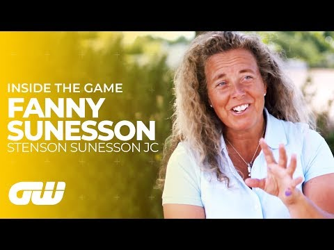 What Is It Like to Caddie for Henrik Stenson?   Fanny Sunesson Interview   Golfing World