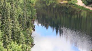 Озеро Амут - жемчужина Хабаровского края.
