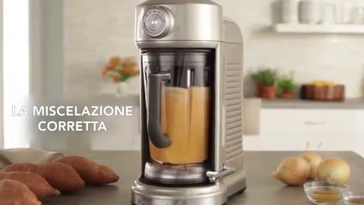 Frullatore magnetico KitchenAid Artisan - YouTube