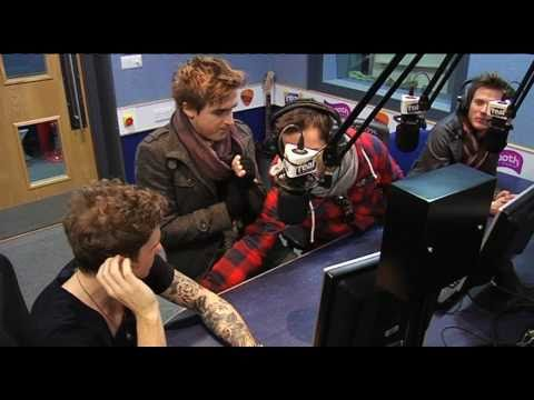 McFly - Real Radio Interview