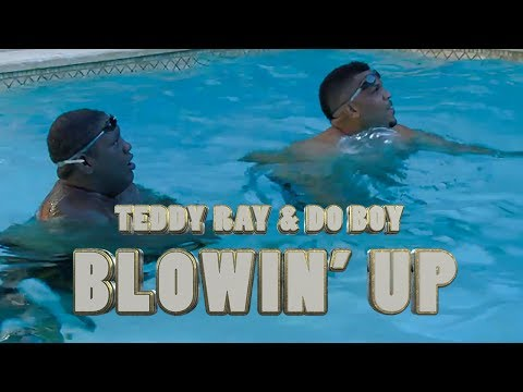 Captain of the Compton Swim Team - Teddy Ray and DoBoy: Blowin' Up Ep. 3
