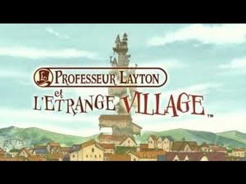 Professeur Layton et l'Étrange Village — Wikipédia