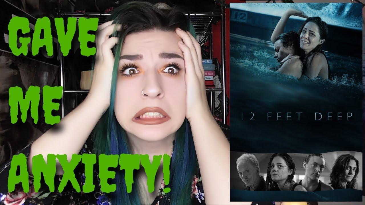 12 feet deep movie review
