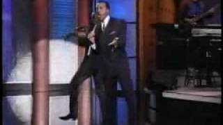 Johnny Gill - Rub You The Right Way (Arsenio Hall)