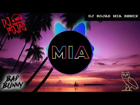 Mia - Bad Bunny Ft Drake ( Intro Remix ) DJ Rojas