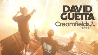 David Guetta live @ Creamfields 2021