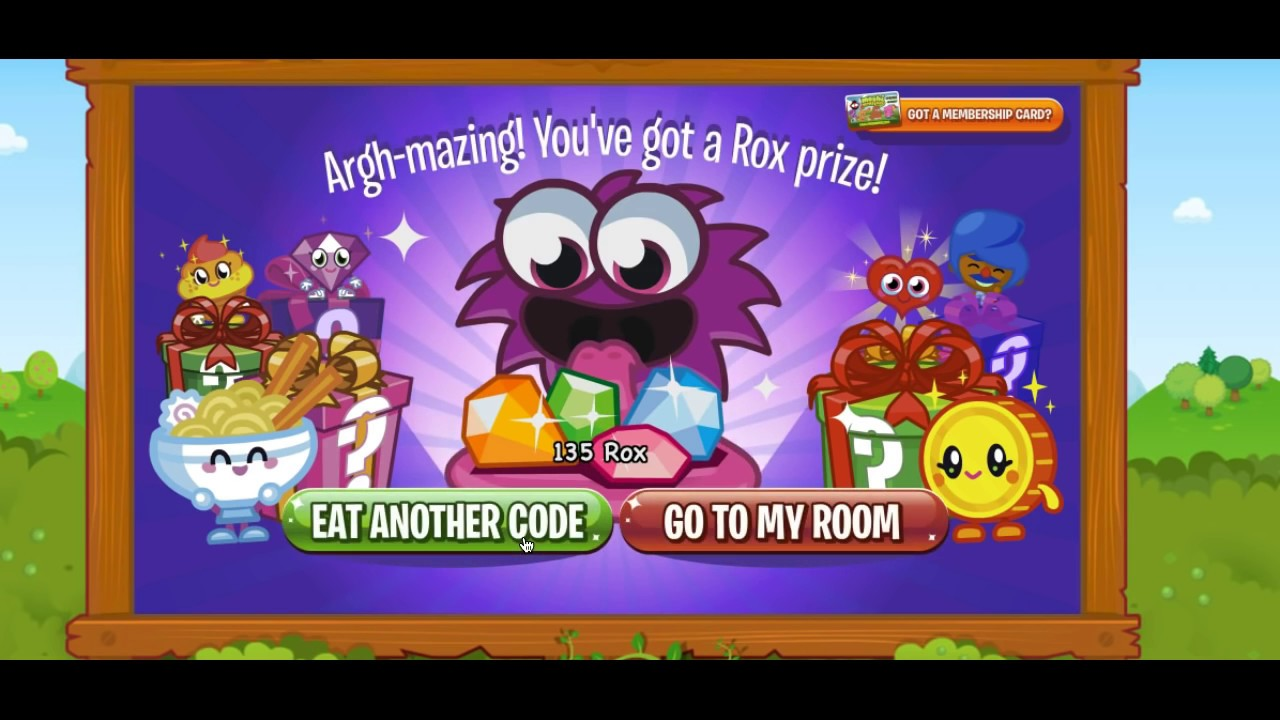 Moshi Monster Secret codes 2017! - YouTube
