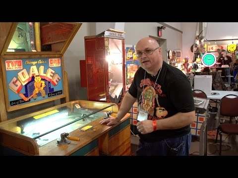 American Dealers Minisode featuring Mickey's Antique Amusements