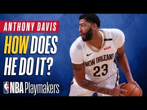 How to Post Up Like Anthony Davis | NBA Breakdown