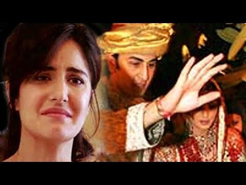 Katrina Kaif's SHOCKING Reaction When Asked About Her Marriage With Ranbir Kapoor