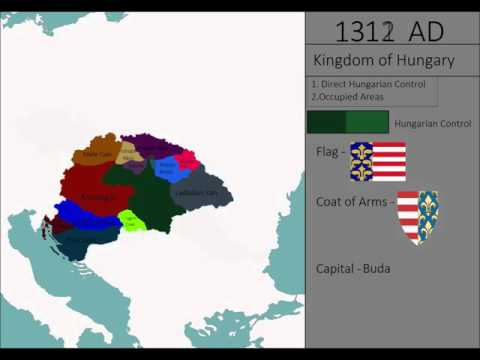 The History of Hungary  - Every Year