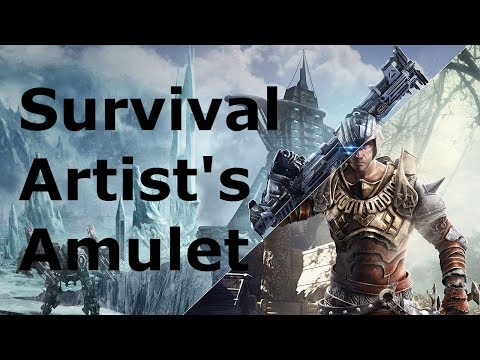 [Elex] Guide - Survival Artist's Amulet Location +10 Dexterity And +1 To Experienced Hunter Skill