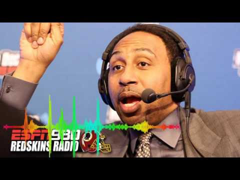 Stephen A Smith Doubles Down On Redskins Smack Talk With ESPN 980