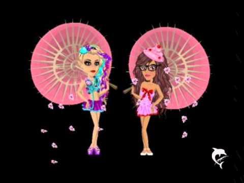 Msp-Umbrella Rihanna by Hotpantsqueen