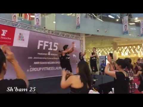 Highlights, Fitness First Shbam 25 and Bodyjam 78 launch (Bedazzled FF15)