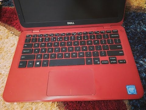 Unboxing & Review : DELL INSPIRON 11-3162 NET BOOK
