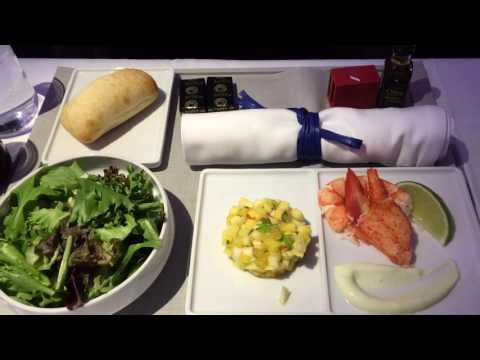 Air France A380-800 Business Class Experience From SFO - Paris 6-12-16