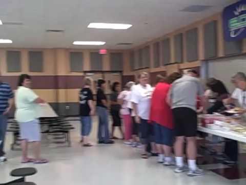 LMS Teachers Lunch