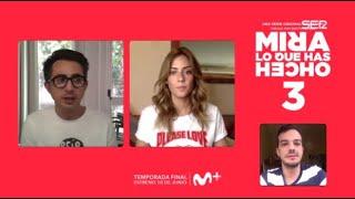'Mira lo que has hecho' | Entrevista a Berto Romero y Eva Ugarte