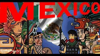 History of Ancient Mexico, Aztecs, Maya and more Explained in ten minutes