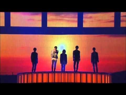 The secret code 4th concert live tour - forever love