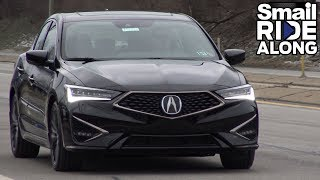 2019 Acura ILX A-Spec Ride Along - Review & Test Drive