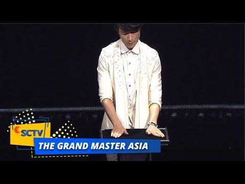 'LOVE IT' Komentar ERIC JONES Untuk Penampilan Jeff Lee Di The Grand Master Asia