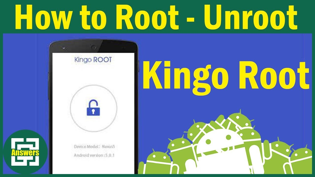 how to unroot kingoroot