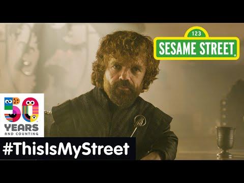 Sesame Street Memory: Peter Dinklage | #ThisIsMyStreet