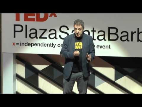 TEDx Plaza Santa Barbara  Charla Domingo Gaitero