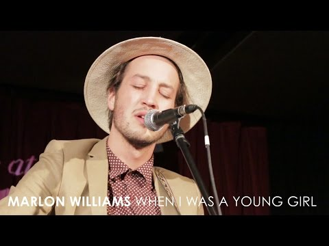 Marlon Williams - 'When I Was a Young Girl' (Live at 3RRR) thumbnail