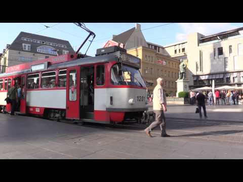 TTR199 The Railways of Germany part 8 Saxony & Halle