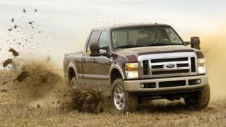 2008 Ford F-250 Super Duty King Ranch - CAR and DRIVER