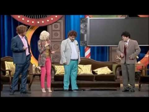 Güldür Güldür Show 58. Bölüm, Kız İsteme Merasiminde Şevket'in Laneti Skeci