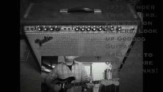 1975 fender twin reverb sound check