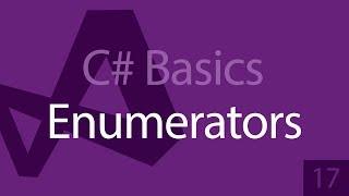Enumerables (IEnumerable, IEnumerator) | C# Programming Tutorials Beginners: 17