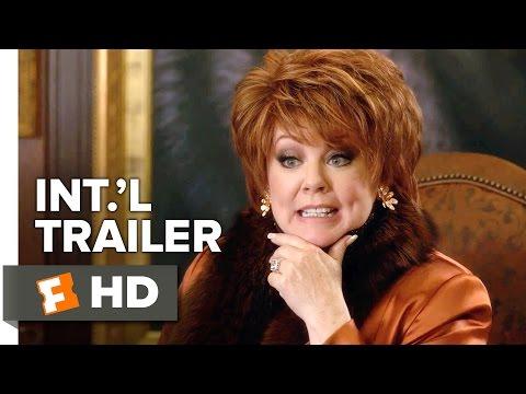 The Boss Official International Trailer #1 (2016) -  Melissa McCarthy, Kristen Bell Comedy HD