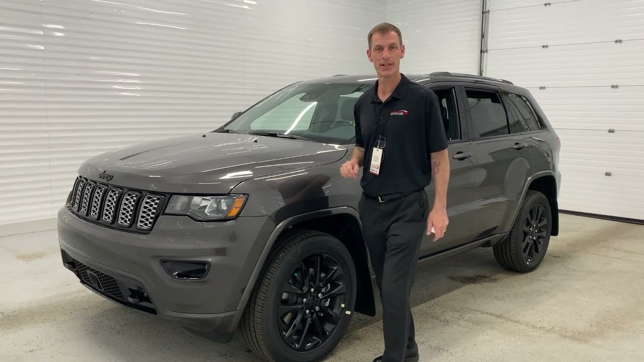 2021 Jeep Grand Cherokee Altitude - Stock # MGH6442   Sherwood Dodge