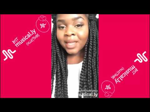 Mademoiselle Gloria Best Musical.ly Compilation