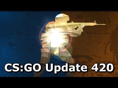 CS GO Update April 20th