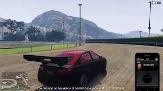 Enseño mi nuevo coche y directazo | GTA V Online