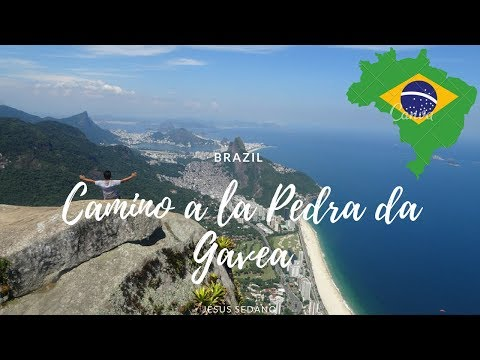 Camino a la Pedra da Gavea - Rio de Janeiro (Brasil)