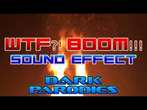 WTF?! BOOM!!! Sound Effect