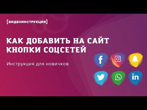 Как добавить на сайт кнопки соцсетей (на примере блока «Поделиться» от «Яндекса»)