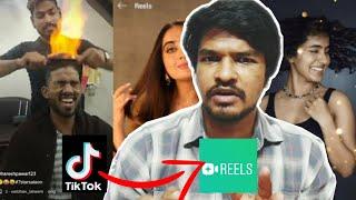 New TikTok Copy Reels Explained | Tamil | Madan Gowri | MG