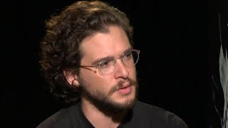*POSSIBLE SPOILERS* Kit Harington Reveals the 'Most Annoying' Thing About Filming 'Game of Thrones'