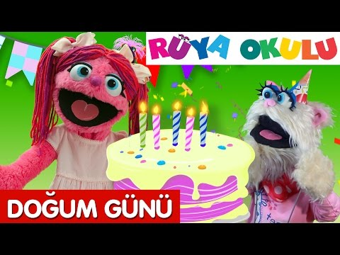 Doğum Günü Şarkısı - İyi Ki Doğdun - Happy Birthday - RÜYA OKULU